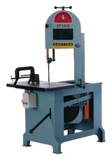 """Image for 8.7"""" x 14.5"""" Roll-In #EF-1459, vertical band saw, 8-1/2"""" rounds, 70-525 FPM, 1 HP, new"""