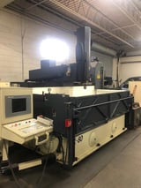 """Image for Xermac #X-80ST, sinker Electrical Discharge Machine, 80"""" x40"""", 112"""" x40"""" table, CFX100 power supplies, 1998"""