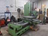 "Image for 3.5"" Fuma, horizontal boring mill, with rotary table and facing head, #13187"