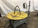 "Image for 5000 lb. Acra #F200AF, 48"" OD, 10""-32"" ID, AWC horizontal pallet coil reel, #13771"