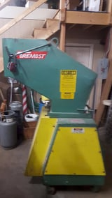 """Image for 18"""" x 18"""" Foremost #AHD-6, Plastic Granulator, 15 HP, Serial #33604, Stock# 12722"""