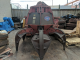 Image for Electro Dynamics, hydraulic grapple for scrap handling