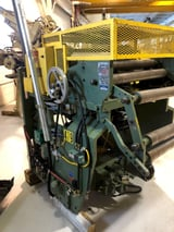 """Image for 26"""" x .17"""" Minster #MEF626-S/R, servo feed, press mounted, cascading entry rolls"""