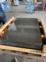 """Image for 24"""" x 3 6"""" x 6"""" Granite Surface Plate, #1160420"""