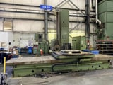 """Image for 5.1"""" Tos #WHN13.8, horizontal boring mill, 137.8"""" X, 98.42"""" Y, 49.44"""" Z, 71"""" x 87"""" table, Fanuc 16M, 50 HP, 1996"""