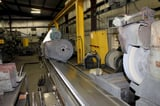 """Image for 22"""" x 120"""" Naxos-Union #RT50/3000, cylindrical grinder, 36"""" wheel, Steady Rest, #13646"""