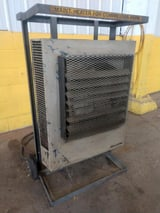 Image for 50 KW TPI Corp. #P3P5/50CAIN, heater, #13924