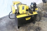Image for 10 HP Franklin Whitney, 3000 psi, hydraulic power unit, 2 valves, #13100
