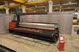 """Image for 23' x 3/8"""" Akyapak #AHS-70/08, hydraulic, 4-roll, new, other length & capacity available"""