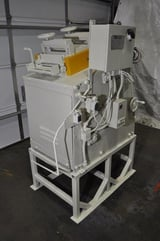 "Image for 10"" x .105"" Rowe #A10-3J, flat & shape straightener, 7-rolls, variable speed, loop Control"