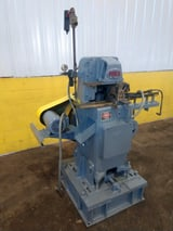 """Image for 25 Ton, Yoder #P25, cutoff press, 2"""" stroke, 4.5"""" throat, 8.5"""" open, 2 HP, air cooled, #12340"""