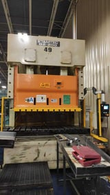 """Image for 220 Ton, Stamtec #G2-200, 95"""" x36"""" bed, 73"""" x36"""" ram, 10"""" stroke, 25-45 SPM, under power, 2015 (4 available)"""