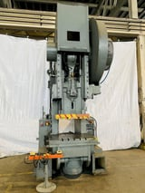 """Image for 150 Ton, Clearing #150-P-701, OBI press, 11"""" stroke, 22.25"""" Shut Height, 5"""" adjustment, 35 SPM, 50"""" x 30"""" bed, air clutch, cushion"""