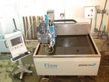 Image for Flow Mach 2 1313B, CNC waterjet cutting system, 30 HP, 60000 psi, Flow PC-Based Control, 2015