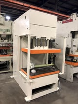 """Image for 50 Ton, Beckwood #CF50F35P3042, press, 8"""" stroke, 24"""" SH, 20"""" x42"""" bed & ram, #14002T"""