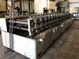 """Image for 20 Stand, ASC #20HM-3-1/2, rollformer, 3.5"""" shaft diameter, 42"""" roll space, L to R, #14073J"""