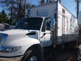 Image for Shred Tech #35GT, Shred Truck, International 4300 chassis, 428665 miles, shred 8000 PPH