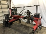 Image for M.g. System #Gemini-6, 8' x20' CNC plasma table, Hypertherm power, & oxy head, #13893