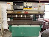 """Image for 32 Ton, Adira #QHA-3215, hydraulic press brake, up-acting, 5' overall, 43.3"""" between housing, Hurco 2-Axis CNC Back Gauge"""