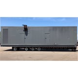 Image for 2500 KW Cummins #QSK78-G10, diesel generator, sound atternuated enclosure, 277/480 Volts, Tier 2, 25 hrs, 2011