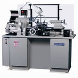 "Image for 11"" x 18"" Sharp #1118H, precision toolroom lathe, 5 HP, splash guard, coolant system"