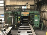 """Image for Peddinghaus #BDL-1250/9A, CNC beam drill line, 3""""-50"""" profile width, 9 spindles, 15 HP, 2001"""