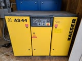 Image for 170 cfm, 110 psi, Kaeser #AS44, air compressor, 40 HP, analog gauges, manual switches, 1997