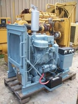 Image for 20 KW Delco #E-6644, 230 Volts, 3-phase, Detroit 271 engine, brushless exciter