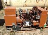 Image for 31 KW Generac, Natural gas, 1-phase, 1800 RPM, 577 hours, breaker, brushless exciter, skid