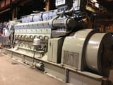 Image for 1500 KW Electromotive #16-645-E8, 600 Volts, 3-phase, 900 RPM, brushless exciter, rblt 2007