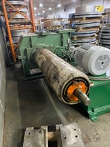 """Image for 30000 lb. Loopco, recoiler, DC motor with gear box, 60"""""""