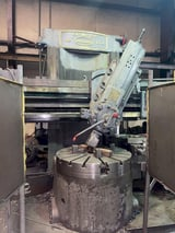 "Image for 42"" Bullard #Cutmaster, vertical turret lathe, 54"" sw, 4-jaw, 30 HP, #14230"