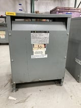 Image for 20 KVA 460 Delta Primary  230Y/133 Secondary , N/A, dry type, #MT9993