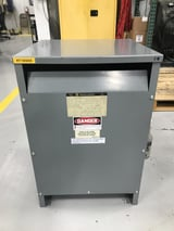 Image for 34 KVA 460 Delta Primary  230Y/133 Secondary , N/A, dry type, #MT10008