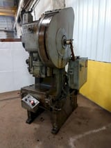 """Image for 32 Ton, Minster #4, OBI press, 24"""" X 15"""" bloster, 5 HP, air clutch, #12447"""
