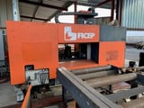 Image for Ficep #1101DZ, structural beam drill w/ conveyor, dual clamping infeed, 2005, #14431