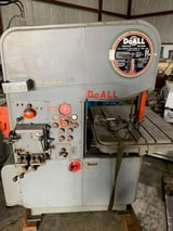 """Image for 20"""" DoAll #MP-20, band saw, 41"""" x32"""" table, tilt table, 40-10800 FPM, with blade welder"""