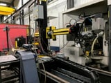 Image for Esab lrg sub-arc welder, includes column & boom, horizontal & vertical turntable, welder & more, very low hours, 2014