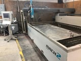 Image for Flow Mach 2B M2 3120B, CNC wterjet cutter, 30 HP, 60000 psi, 6' x10' table, 2013