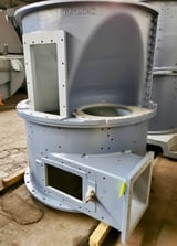 Image for Raymond #593, bowl mill, 28200 lb./hr., 300 HP, 900 RPM
