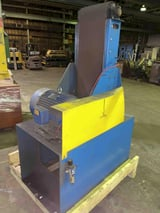 """Image for 14"""" Vertical Belt Sander, 20 HP Drive And Bottom Dust Collection"""