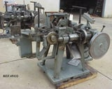 """Image for Nilson #S2, 4 slide w/wire straightene, cutoff, variable speed motor & controls, 10"""" feed length"""
