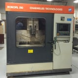"Image for Charmilles #Robofil-Fl510, 27.55"" X, 15.75"" Y, 15.75"" Z, Fanuc control, chiller, glass scales, 1993"