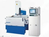 """Image for Chmer #CM865C +150N, CNC Sinker, 31.5 x 24 x 20"""" travels, glass scales, 6-position AEC, 150 amp, 2007"""