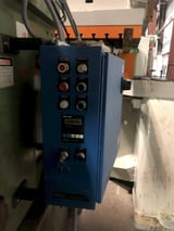 """Image for 150 Ton, Federal #150, back geared press, 6"""" stroke, 22"""" Shut Height, 35 SPM, 50"""" x 30"""" bed area, remanufactured 1995"""