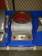 """Image for Blanchard #BLA-30251, saddle traverse gearbox housing for 84"""", 96"""", 100"""", #16165"""