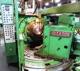"Image for Gleason #641 G-Plete, 16"" cap, formate cutting, helical, plunge, double roll, 1980"