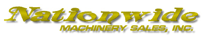 Nationwide Machinery Sales logo