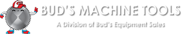 Bud\'s Machine Tools logo