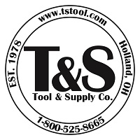 Logo for T & S Tool & Supply Co Inc